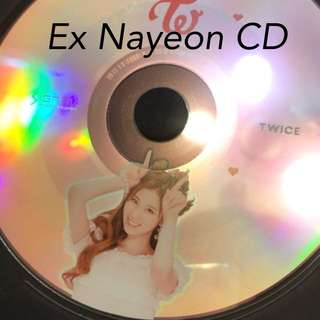 Signal Sana CD ex Nayeon CD