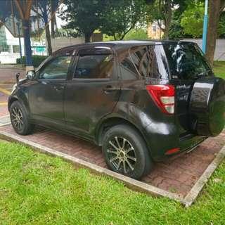 Toyota rush 1.5A SG