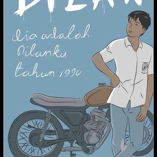 Ebook Dilan Milea (file pdf)