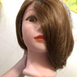 Hair practice dummy manikin