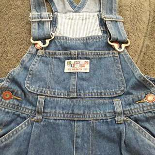 Little Valman Overall