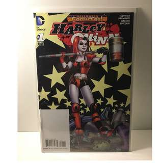 Harley Quinn #1 - Halloween Comic Fest Special Edition - DC Comics