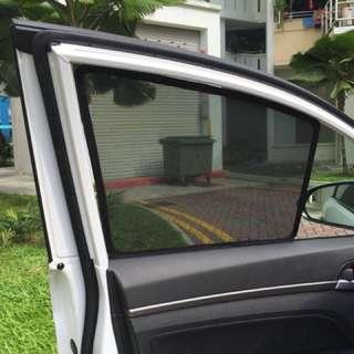 Warranty - Hyundai Elantra 6th Gen Magnetic Carshades