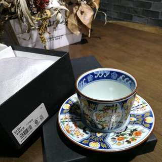 Antique Cup From Japan