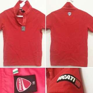®️Ducati Bright Red T-shirt