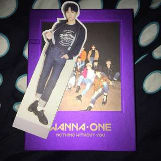 Jisung Standee [Wanna version)