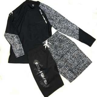 🏄Soul Surfer Rashguard Set🏄