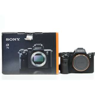 Sony A7 II Mirrorless Body Only (Fullset in Box)