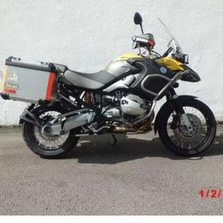 BMW R1200GS Adventure Twin cam