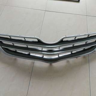 Toyota Vios Front Grill 2010