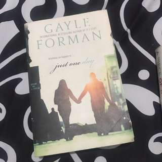 Just one day by Gayle Formab