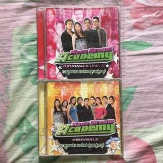 Pinoy Dream Academy Vol 1 & 3
