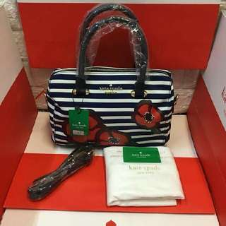 Kate Spade doctors bag/SlingBag rep P1200 addtl 50 if with paper bag Size :9.5x9.5x4