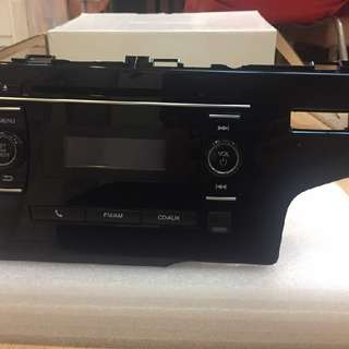Honda Jazz CD Player Year 2017