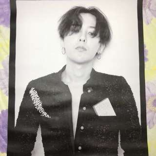 g dragon poster @mademoiselle prive size 60x42cm