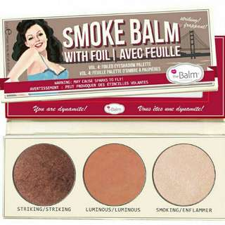 THE BALM SMOKE BALL