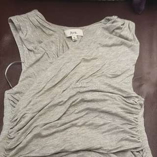 Ava top size 6. Worn once.
