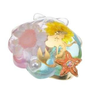 🇯🇵日本代購 迪士尼 Disney 美人魚 小魚仙 Aerial 介指