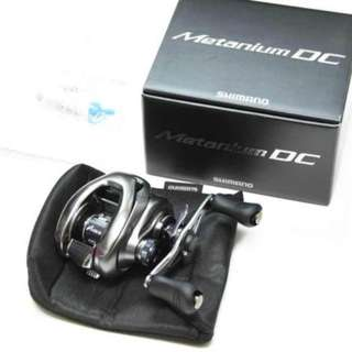Shimano Metanium DC (RIGHT HANDLE) Bait Casting Overhead Reel made in Japan, from Japan
