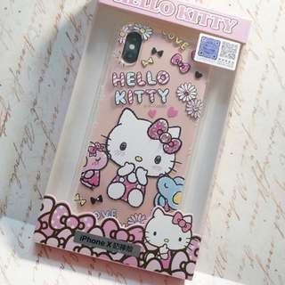 Hello Kitty iPhone X手機保護殼(iPhone X case)