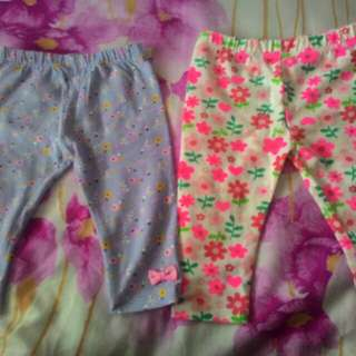 Baby girl pants/leggings #20under