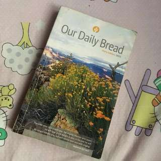 Our Daily Bread 2016