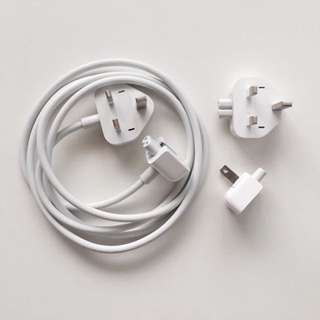 Apple charging adapters