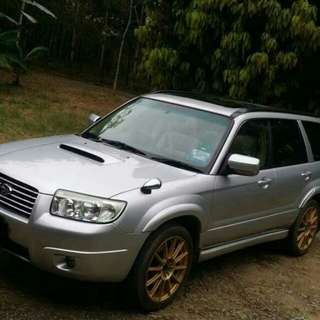Forester 2.5 turbo 4x4 SG