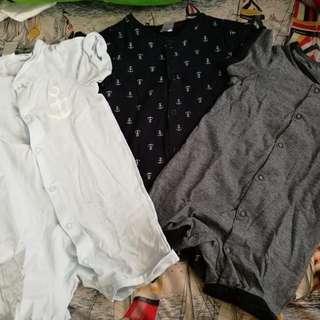 H&M onesies