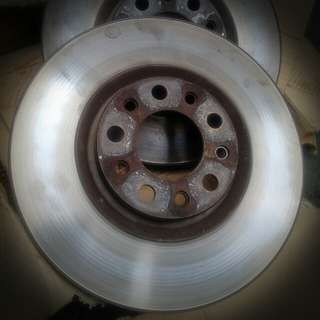 Brembo 330MM Brake Rotors for 5x110, Skimmed set