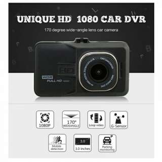WDR Full HD Car Camcorder