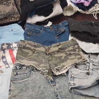 All fit size 6 some new some pre-loved. $18 a pair posted and tracked.