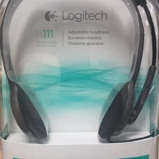 Headset - Logitech H111
