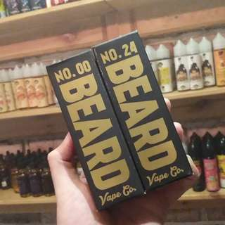 BEARD USA LIQUID / E JUICE