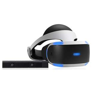 FREE GIFTS! BRAND NEW VR + Camera + 2 X Game VR 5 World & GT Gran Turismo Sport Sony PlayStation VR With WARRANTY Virtual Reality With PlayStation Camera Play Station PS4 PS 4 Game Gaming Fat Slim Pro