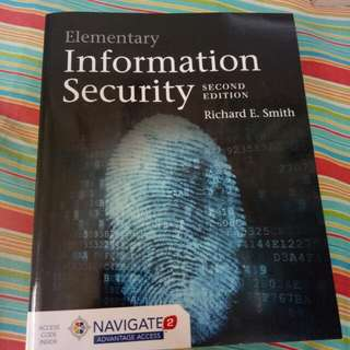 Information Security Second Edition