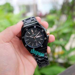 Audemards Piguet Black
