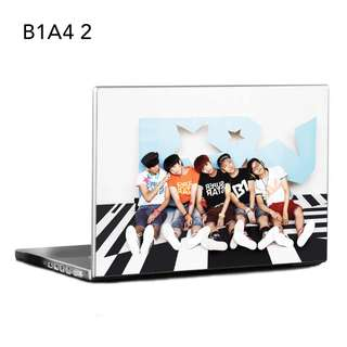 Customized Laptop Skins/Stickers - B1A4 Collection