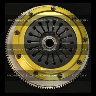 Subaru Wrx Sti Orc Single Plate Racing Clutch