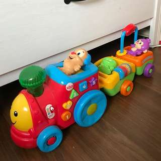 Fisher price smart stages trains