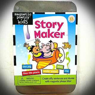 Magnetic Story Maker
