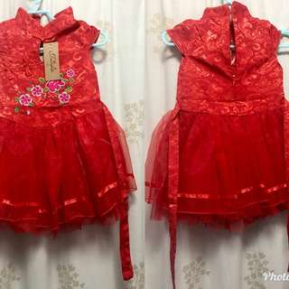 Kids CNY Dress