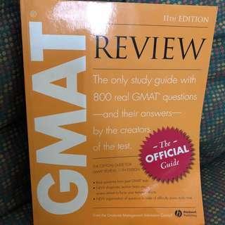 GMAT textbook