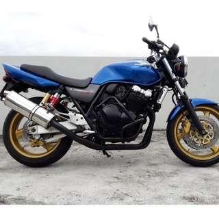 Honda CB 400 SPEC2