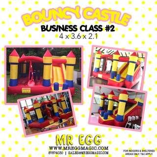 BUSINESS CLASS BOUNCY CASTLE BC#2