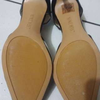 Authentic Nine West High Heel Shoes