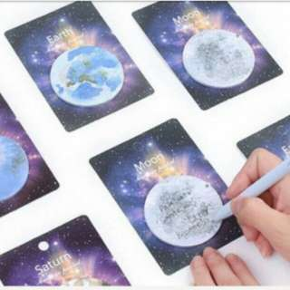 Planet Sticky Notes/Post-It