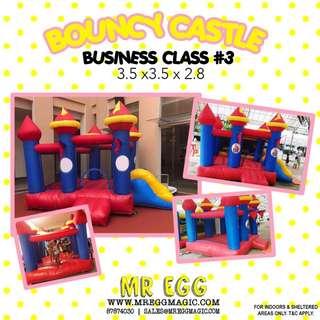 BUSINESS CLASS BOUNCY CASTLE BC#3