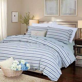 5 in 1 Comforter Set Bedsheets US COTTON