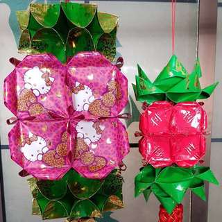 Lanterns (handmade)